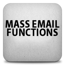Mass Email Functions