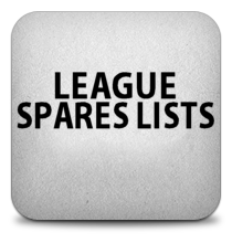 League Spares Lists